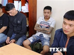 Tây Ninh: Tạm giữ nhóm đối tượng cho vay nặng lãi lên tới 480%