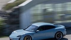 Porsche cách kỷ lục doanh số mới ranh giới mong manh