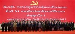 Đưa đất nước Lào vững bước tiến lên