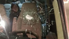 Tìm ra 5 đối tượng ném đá vỡ kính ô tô trên cao tốc Lạng Sơn – Bắc Giang