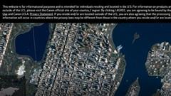 Tin tức công nghệ mới nhất: Canon giới thiệu trang web cho phép chụp ảnh từ vệ tinh thực