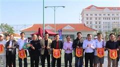 Khai mạc giải quần vợt vô địch các CLB Quảng Nam mở rộng lần thứ I
