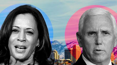 Phó Tổng thống Mike Pence lần đầu liên lạc với người kế nhiệm Kamala Harris