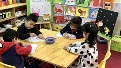 Thay đổi diện mạo từ phương châm 'lấy trẻ làm trung tâm'