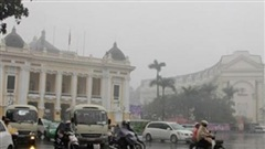 Dự báo thời tiết ngày 17/1: Hà Nội mưa nhỏ, trời rét đậm