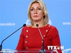 Nga kêu gọi Mỹ đối thoại về các hoạt động sinh học quân s