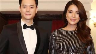 Người yêu tin đồn kém 14 tuổi khoe loạt ảnh dự sự kiện với Trương Ngọc Ánh, có động thái ẩn ý khi được khen đẹp đôi