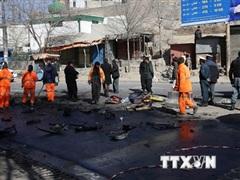 Taliban đột nhập căn cứ, sát hại 12 dân quân ở miền Tây Afghanistan