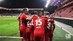 Vòng 16 Bundesliga: Union Berlin chen chân vào top 4