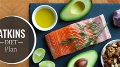 Chế độ ăn Atkins: Phương pháp giảm cân đơn giản, dễ thực hiện