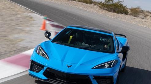 Thêm bằng chứng về việc GM đang làm Corvette SUV