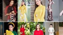 Hồng Diễm, Phương Oanh cùng dàn diễn viên diện áo dài: Ai xinh đẹp hơn?