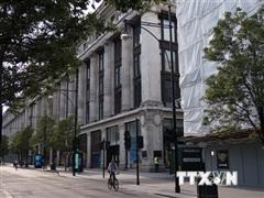 Hãng Fitch giữ nguyên mức xếp hạng nợ của Anh ở mức AA-
