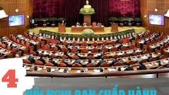 14 Hội nghị Ban Chấp hành Trung ương Đảng khóa XII