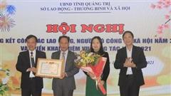 Quảng Trị: Phấn đấu tạo việc làm mới cho 11.000 lao động trong năm 2021