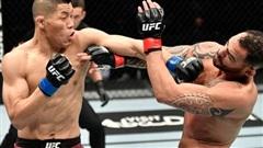 Võ sĩ MMA số 1 Trung Quốc giành chiến thắng ấn tượng trước Ponzinibbio, khẳng định nhắm đến chiếc đai vô địch UFC