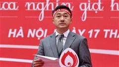 'Chủ nhật Đỏ đã góp phần cứu cánh cho ngành y tế, cho người bệnh cần máu'