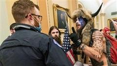 FBI điều tra những 'bàn tay lạ' trong vụ bạo loạn tại điện Capitol