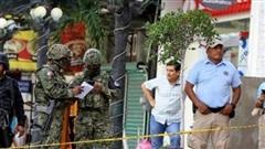 Mexico: Tấn công đẫm máu ở thủ đô, nhiều người thiệt mạng
