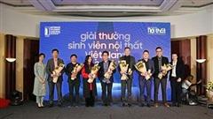 Tôn vinh, gìn giữ bản sắc Việt trong thiết kế nội thất