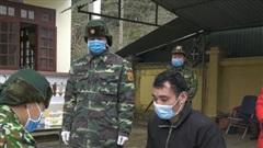 Bắt giữ 35 đối tượng nhập cảnh trái phép ở Lào Cai