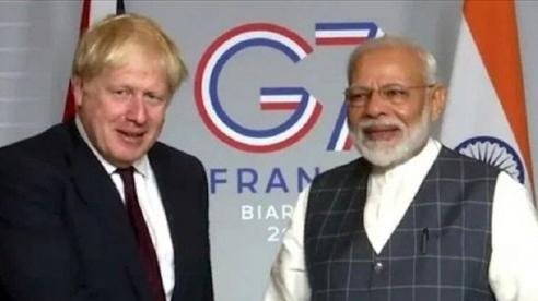 Anh mời Thủ tướng Ấn Độ tham dự Hội nghị thượng đỉnh G7