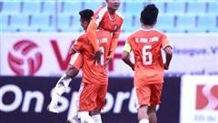 CLB TP HCM 'ngậm đắng' ngày ra quân V-League 2021