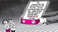 Nàng dâu 'hư' và vụ kiện tuyệt tình thông gia, đứt tình chồng vợ