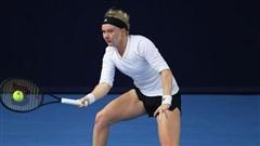 Tay vợt nữ 'dị nhân' ở Australian Open 2021 chỉ có 8 ngón tay và 7 ngón chân