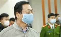 Xét xử cựu Bộ trưởng Vũ Huy Hoàng: Bị cáo Nguyễn Hữu Tín xin vắng mặt