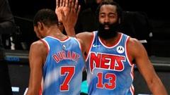 James Harden ra mắt ấn tượng với triple-double, Brooklyn Nets vẫn thắng nhọc Orlando Magic