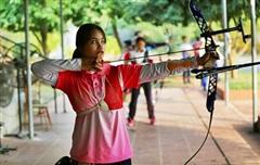 Cung thủ Ánh Nguyệt: Đến Olympic nhanh như tên bắn