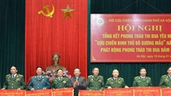 Hội Cựu chiến binh thành phố Hà Nội tạo việc làm cho hơn 43.000 lao động