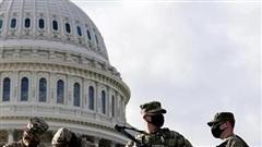 Mỹ truy 'nội gián' trong Vệ binh quốc gia phá rối lễ nhậm chức của ông Biden