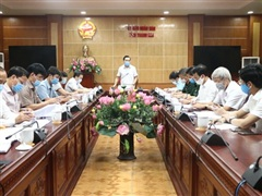 Thanh Hóa hạn chế tổ chức sự kiện đông người và các lễ hội mùa Xuân