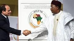 Ai Cập khẳng định sẵn sàng hỗ trợ thúc đẩy AfCFTA