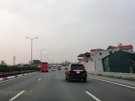 Đề xuất mở rộng tuyến cao tốc Pháp Vân-Cầu Giẽ lên 8-10 làn xe