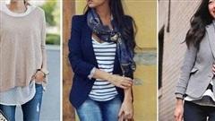 8 quy tắc thời trang 'không thể không biết' cho người gầy