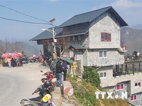Hà Giang: Đề nghị tạm dừng hoạt động tại công trình Panorama để tu sửa