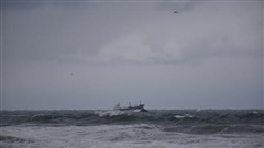 Tàu chở hàng Nga chìm ngoài khơi Thổ Nhĩ Kỳ, hai thuyền viên thiệt mạng
