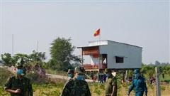 'Chi viện' cho biên giới An Giang
