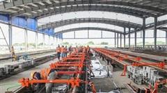 Dự án đường sắt đô thị Nhổn - Ga Hà Nội đã giải ngân đạt hơn 75% kế hoạch