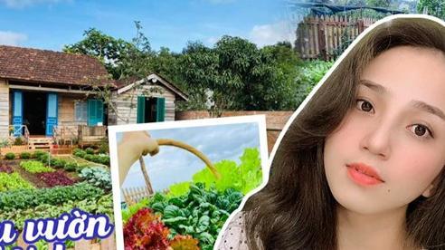 Khu vườn cổ tích tại Buôn Ma Thuột của cô gái 9X: Bình yên ở trong nhà mình