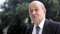 Ngoại trưởng Pháp đề xuất 'tạm dừng' tranh cãi bất đồng thương mại giữa Mỹ và EU