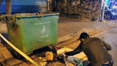 Công an trích xuất camera xác định 'thủ phạm' vứt bỏ thai nhi cạnh thùng rác, bị ô tô đè trúng thương tâm