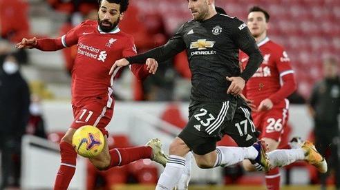Chấm điểm cầu thủ MU và Liverpool: Luke Shaw, Wan-Bissaka bỏ Salah, Mane vào túi quần
