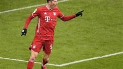 Lewandowski vượt huyền thoại Gerd Muller, lập kỷ lục ở Bundesliga