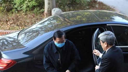 Lần thứ 2 hoãn phiên tòa xét xử cựu Bộ trưởng Công Thương Vũ Huy Hoàng