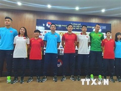 Công bố mẫu trang phục 2021 các Đội tuyển Bóng đá Quốc gia Việt Nam