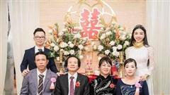 Loạt hình ảnh tại đám cưới Á hậu Thúy An và hội chị em toàn bông hậu cũng có mặt